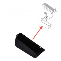 Cooling radiator Support VW Bus T3