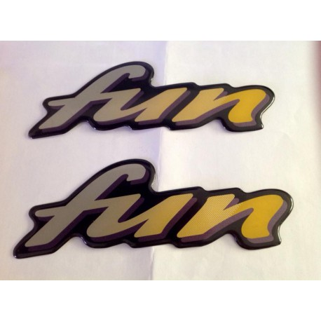"Logo ""Fun"" for all cars"