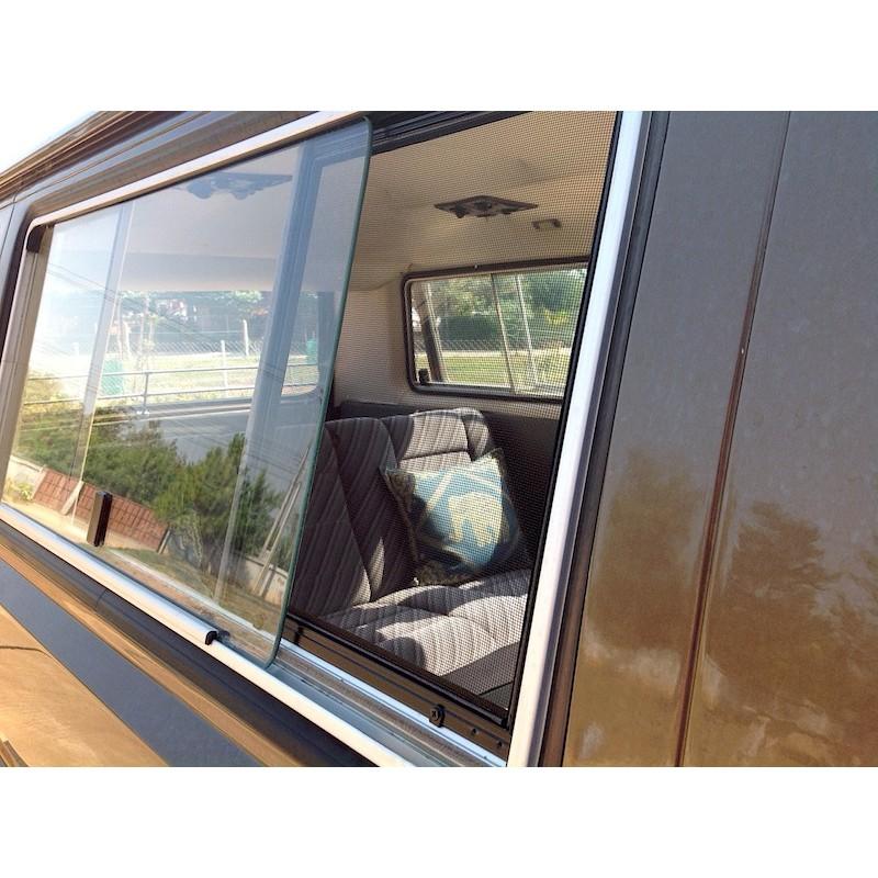vitre lat rale coulissante westfalia pour bus vw t3. Black Bedroom Furniture Sets. Home Design Ideas