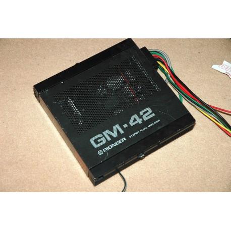 Amplificateur Vintage Pioneer GM-42
