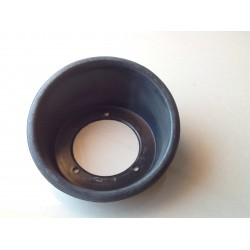Fuel filler neck cap surround