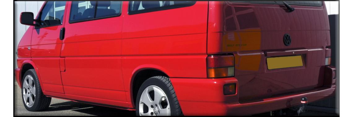 T4 - Bus - Eurovan