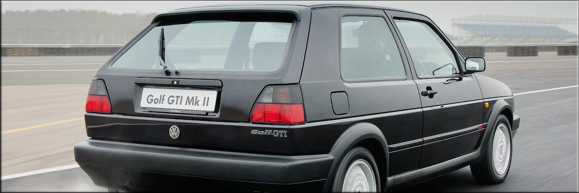 Golf Mk 2