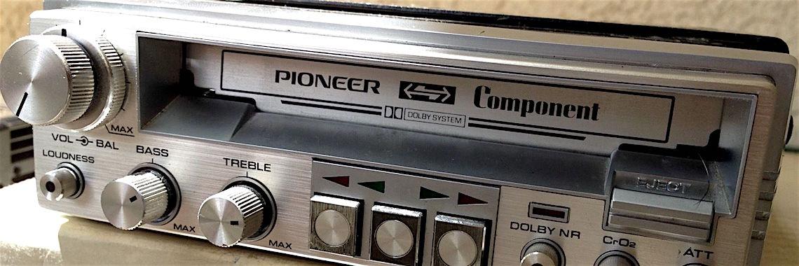 Son vintage Pioneer
