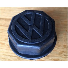 VW rims original hoods