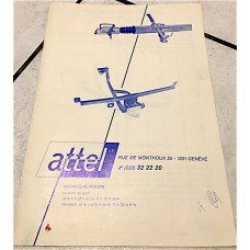 Catalog of Hitches, Drawbars, Winches and Stabilizers, 1990s