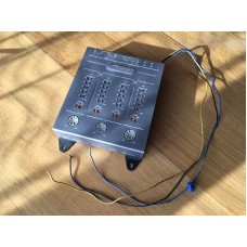 Active filter Nakamichi for auto sound system