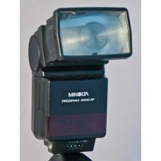 Flash Minolta - Konica 4000 AF