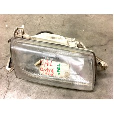 Headlight right Opel Astra F
