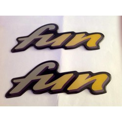 "Logo ""Fun"" for all cars"