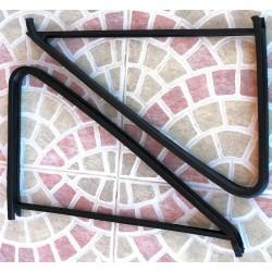 Joints pour déflecteurs portes avant T3