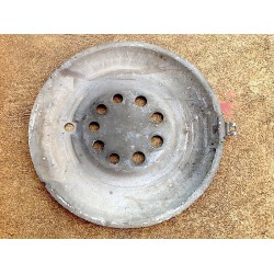 Bac roue de secours