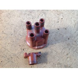 Ignition head with finger