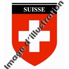 Flag Sticker Switzerland