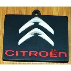 Citroën key ring