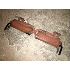 Exhaust EMPI vintage Beetle, T2 or T3