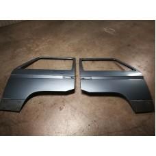 Front door zinc-plated VW T3