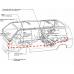 NEW wiring harness, VW bus T3 - T2 - T1 - Cox