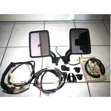 Complete kit mirrors electric VW T3